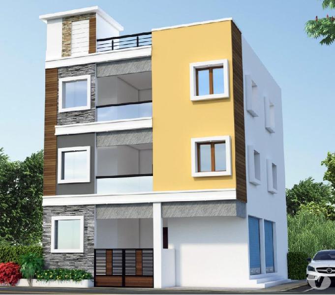Service apartment in neelambur