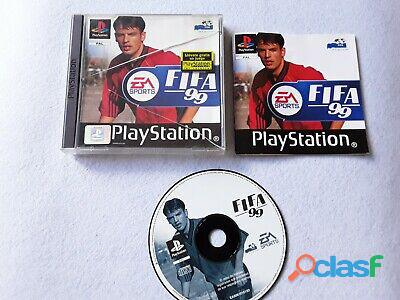 FIFA 99 for PlayStation 1