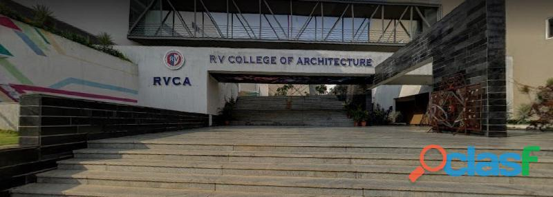 Rv college of architecture placements | placements in rv architecture