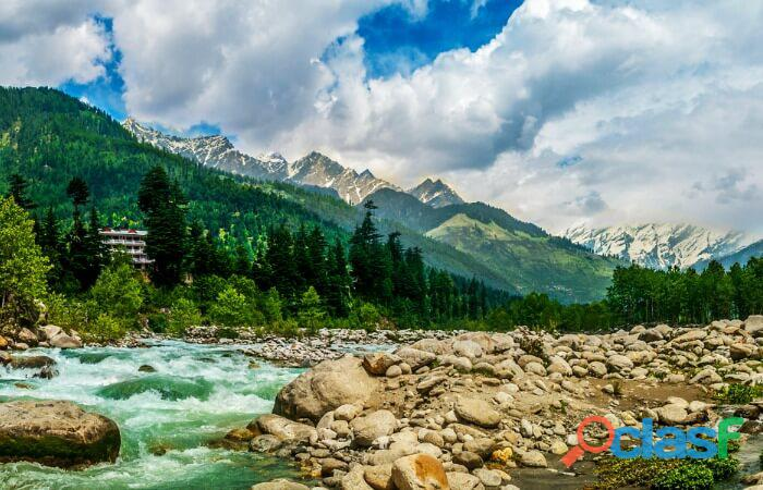 Kullu manali tour package from chennai