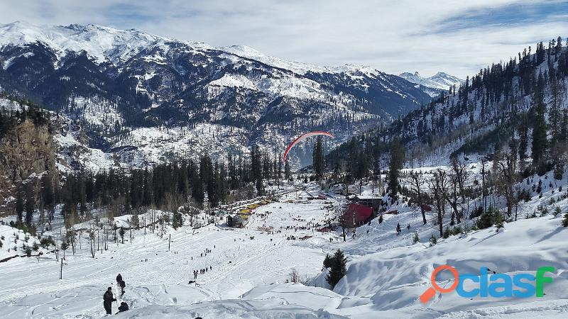 Manali tour package from bangalore