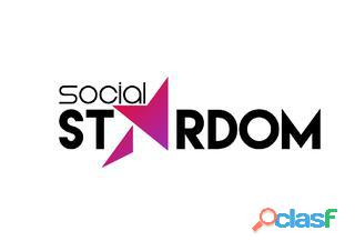 Social Stardom | Web Design & Digital Marketing Company | Pune   India