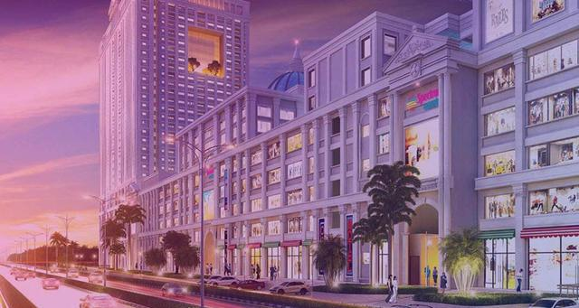 Affordable office space with high rise features at spectrum