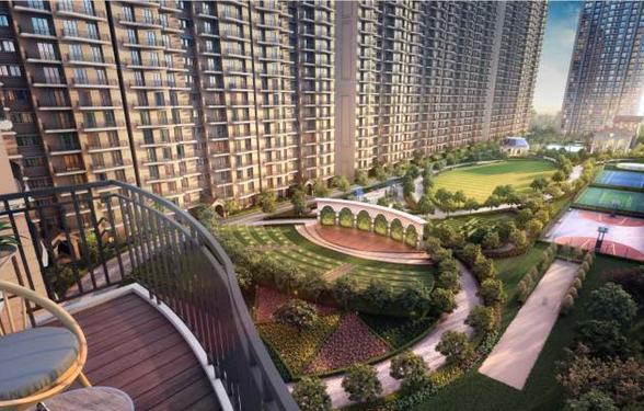 Pious highways by ats 3bhk homes in sector 150 noida