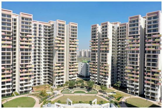 Ready to Move Apartment for Sale in Bestech Park View Sanskr