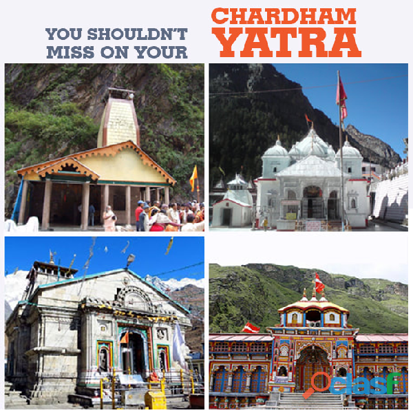 Tempo traveller for chardham yatra