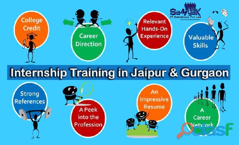 Internship in jaipur