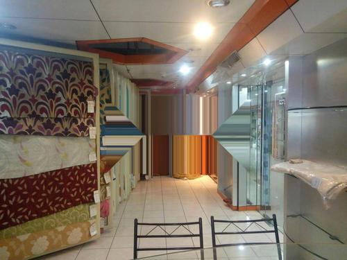 Unfurnished showroom space for sale at e m bypass
