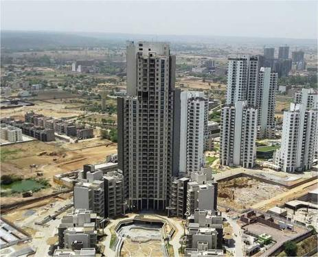 Ireo victory valley gurgaons high rise residential complex