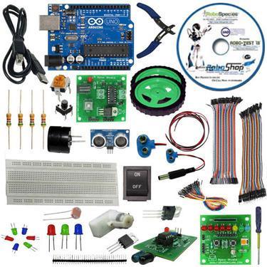 Buy robotic arduino uno starter kit full in cheapest price