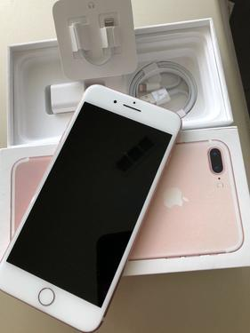 Clean apple iphone 7plus 128gb original factory unlocked
