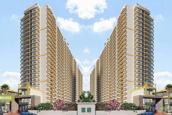 For booking 23 bhk apartments in ghaziabad 8750588288