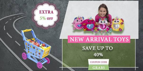 Hurry!! kids toys & beauty facial kits up to 40% off may