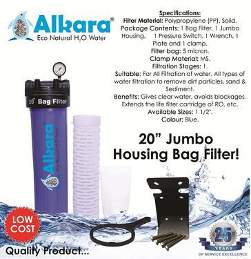 Jumbo housing bag filter suppliers