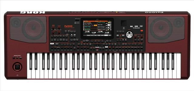 Korg pa1000 arranger workstation keyboard 61key new