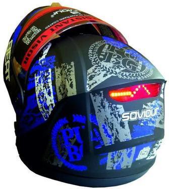 New generation bike security helmet