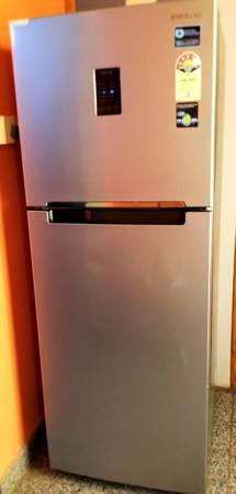 Samsung rt33jsryesa/tl 321 l double door refrigerator