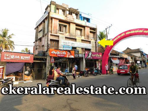 Shop space for sale at nedumangad junction