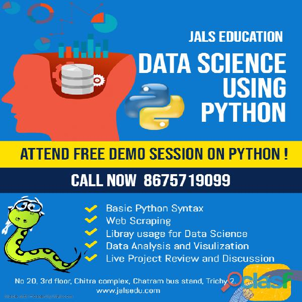 Python with datascience