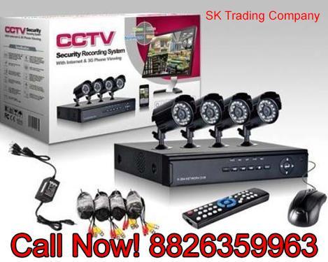 Cctv camera services in lajpat nagar delhi