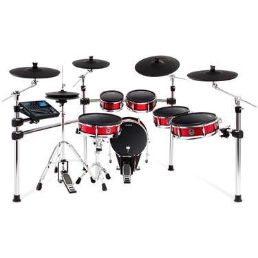 New alesis strike pro kit electronic drum kit