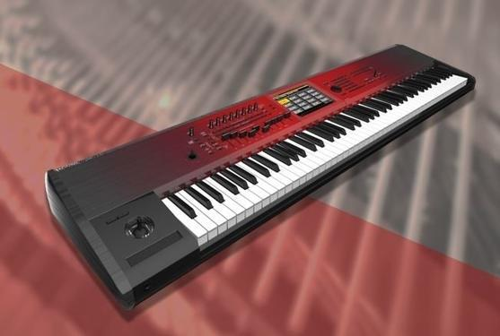 New korg kronos 6 special edition with italian grand piano