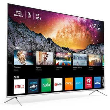 New vizio pseries 55 class hdr uhd smart led tv