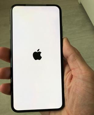 Apple iphone xs max with 256 gb memory