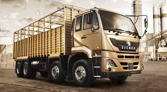 Eicher best heavy duty haulage trucks in india - cars &