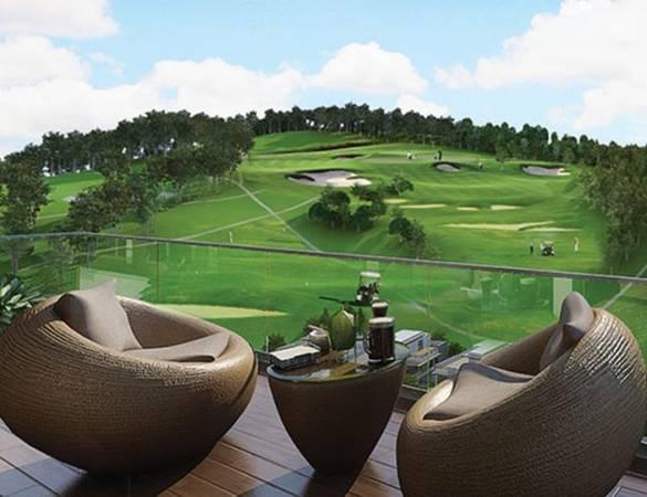 Godrej Evoke villas |Godrej Evoke Golf link |Floor Plan
