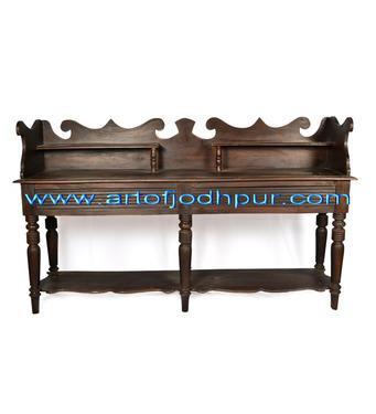 Jodhpur handicraft furniture console table online
