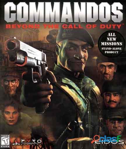 Comandos Videogame PC