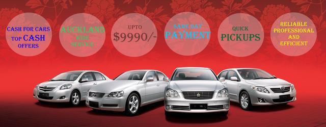 Cash For Cars East Auckland