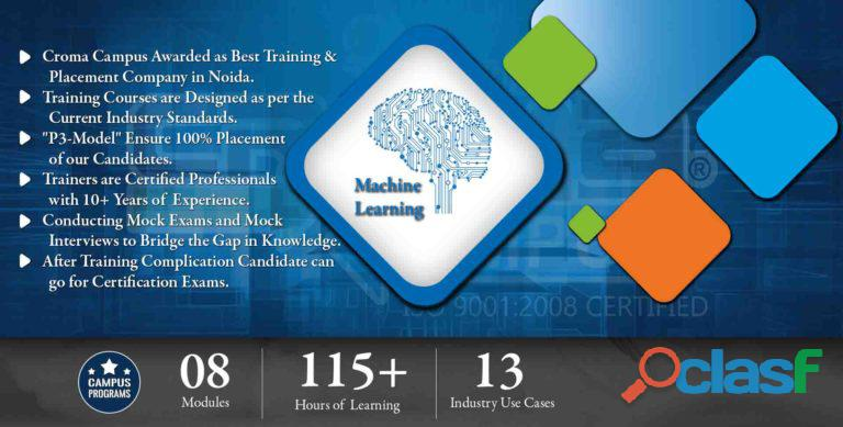 Machine learning with python training in gurgaon | +91 971152694