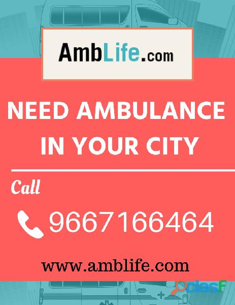 Top Notch Ambulance B2B Directory in India! 2