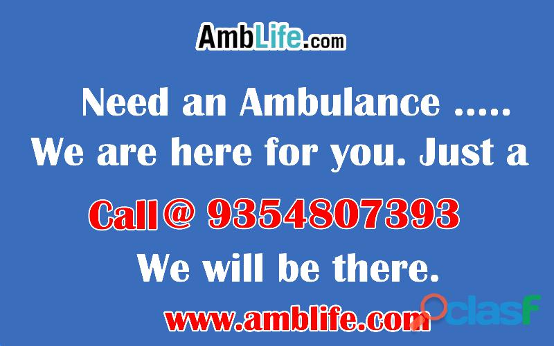 Top Notch Ambulance B2B Directory in India! 3