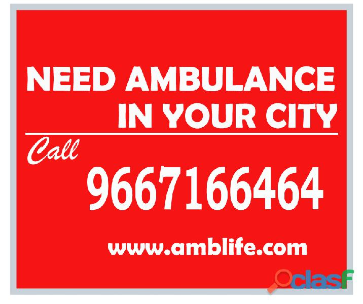 Top Notch Ambulance B2B Directory in India! 4