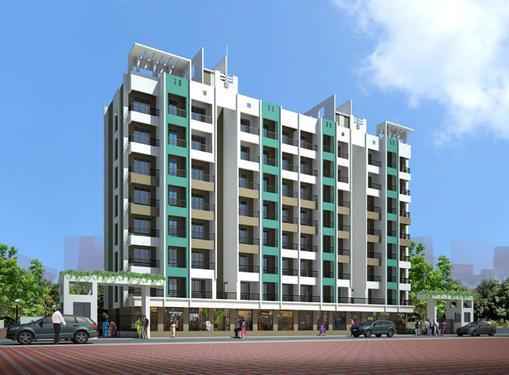 Khatri mukta heights ii - 2 & 3bhk apartments on sale