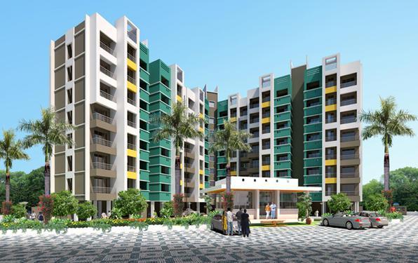 Om sai complex ii - 1 & 2 bhk apartments on sale