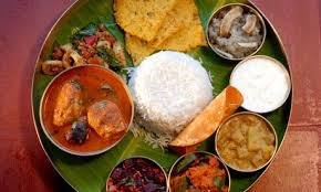 Reshmi's daily meal. first time in sonarpur!