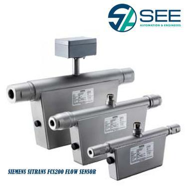 Siemens sitrans fcs200 flow sensor seeautomation engineer