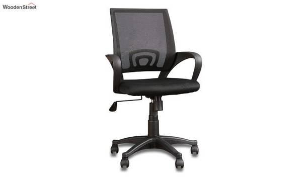 Stylish office furniture online upto 55% discount - wooden