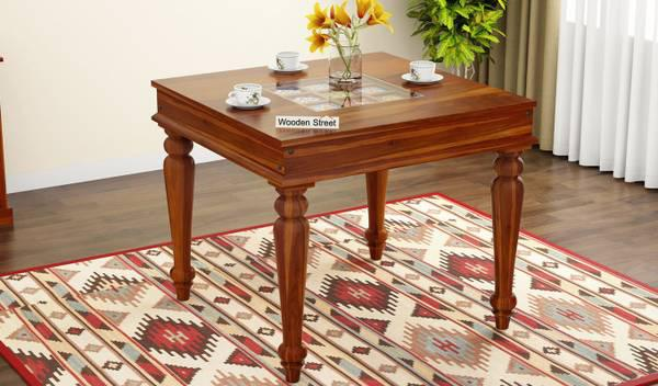 Sale!! buy 4 seater dining table online upto 55% off -