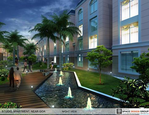 Smart suites and luxury villas in goa