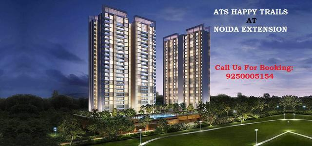 Book affordable 2 3 bhk flats in ats happy trails