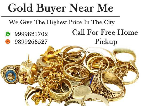 Gold buyer in Delhi ncr - jewelry - by dealer