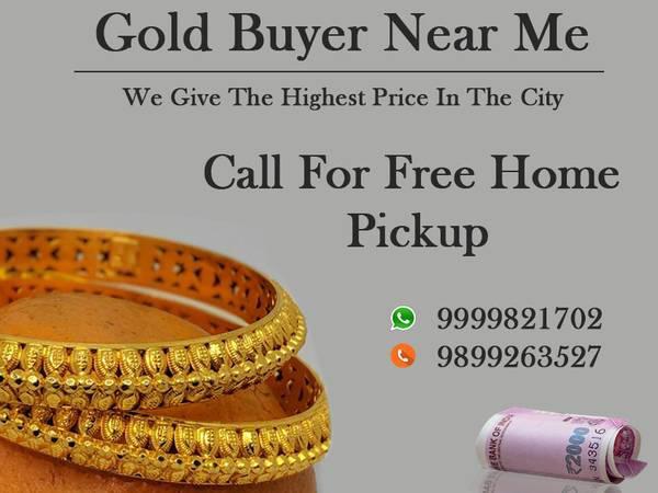Sell old and scrap gold near chittaranjan park - jewelry -