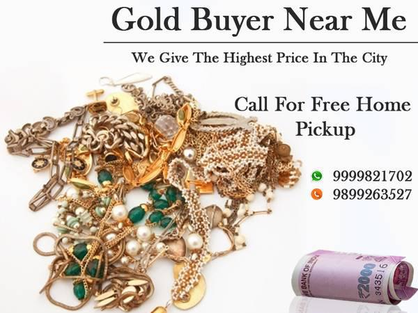 we are the best gold buyer near you - jewelry - by dealer