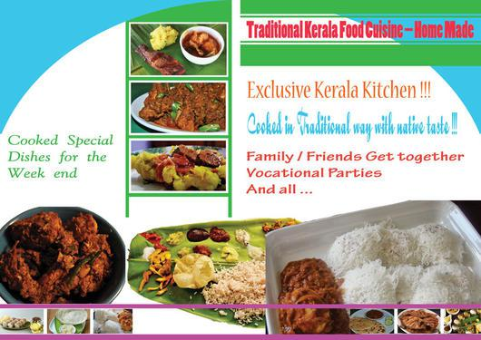 Home made kerala food in chennai