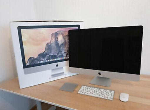Mac 27 retina 5k display late 2018 4 core 34ghz intel i